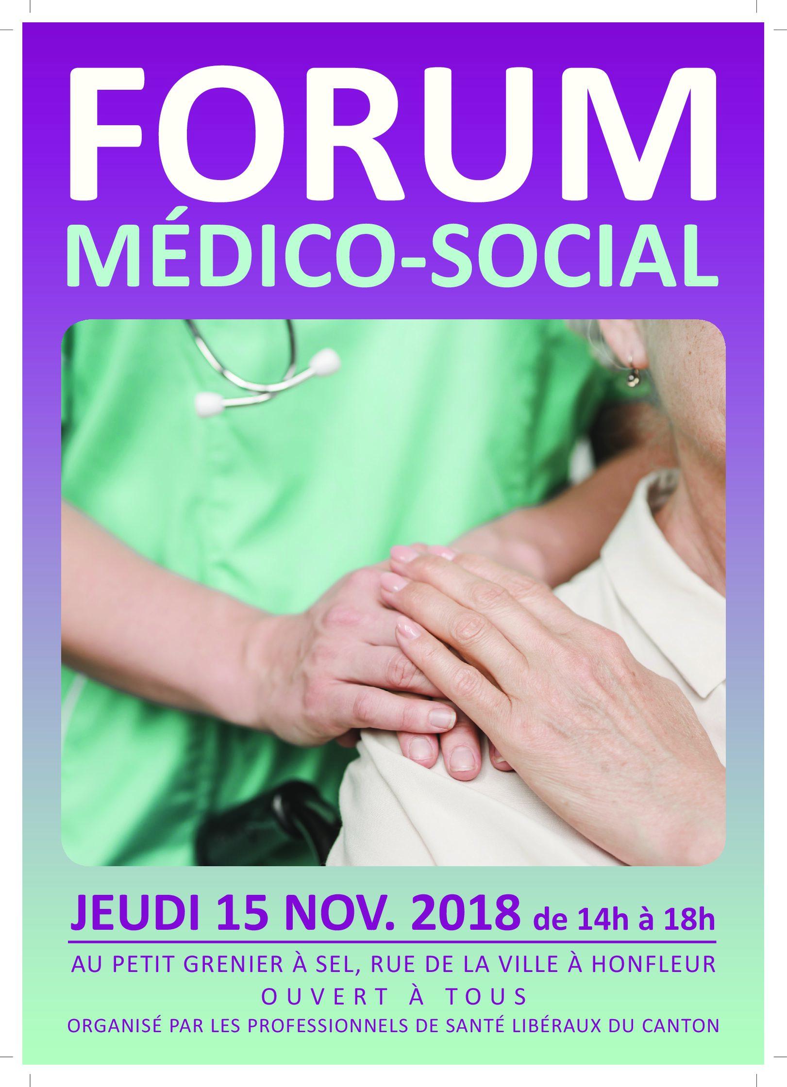 Forum médico-social Honfleur